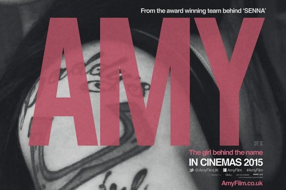 """Amy"" Winehouse au Festival de Cannes"