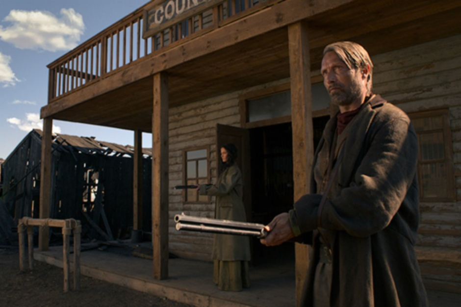 """The Salvation"", la critique"