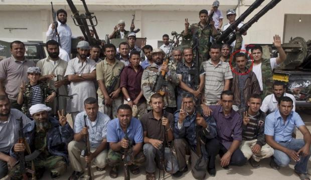 Capture Kadhafi-