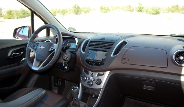 Chevrolet Trax Intérieur