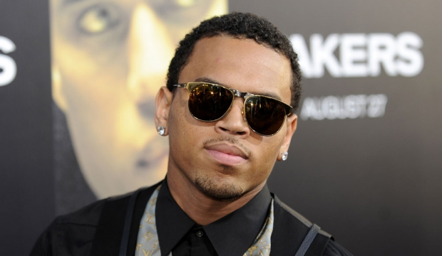 Chris Brown-