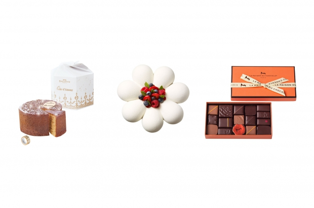 Dalloyau Arnaud Larher La Maison du Chocolat