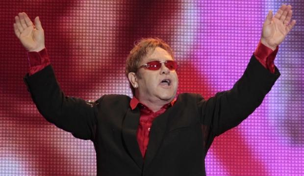 Elton John 2 Rock In Rio-