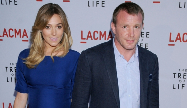 Guy Ritchie et Jacqui Ainsley-
