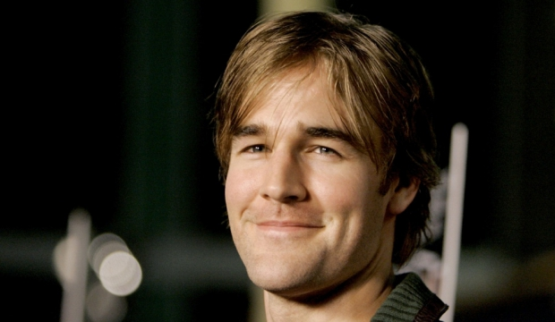 James Van Der Beek-