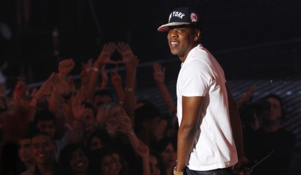 Jay Z Video Music Awards 2011-