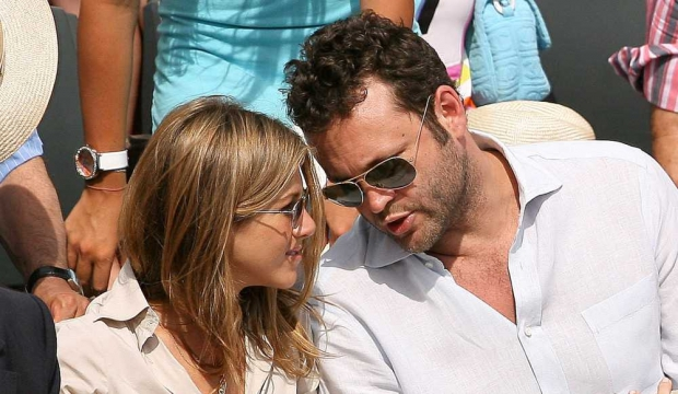Jennifer Aniston et Vince Vaughn-