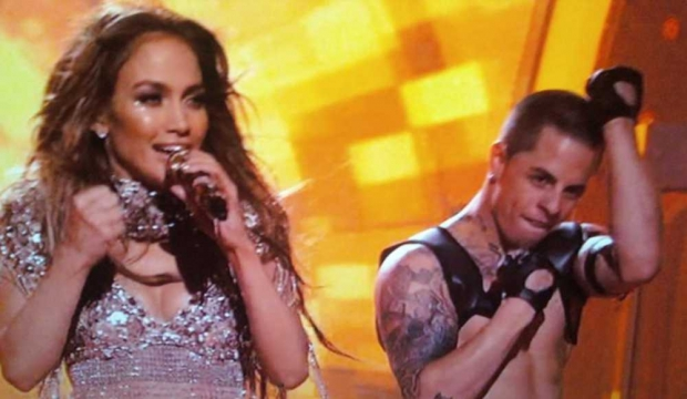 Jennifer Lopez et Casper Smart-