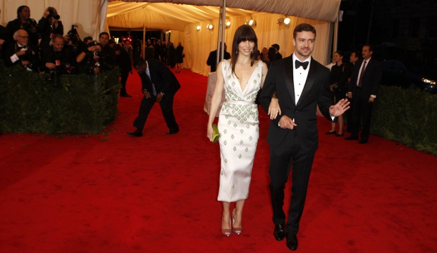 Jessica Biel Justin Timberlake-