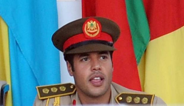 Khamis Kadhafi en 2009-