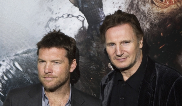 Liam Neeson et Sam Worthington-