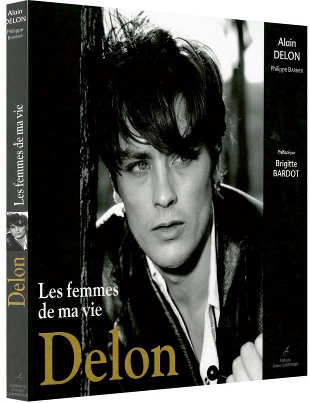 Livre Delon-