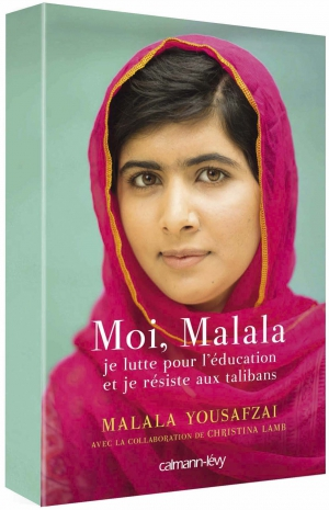 extraits exclusifs malala yousafzai 16 ans mon combat contre l obscurantisme. Black Bedroom Furniture Sets. Home Design Ideas
