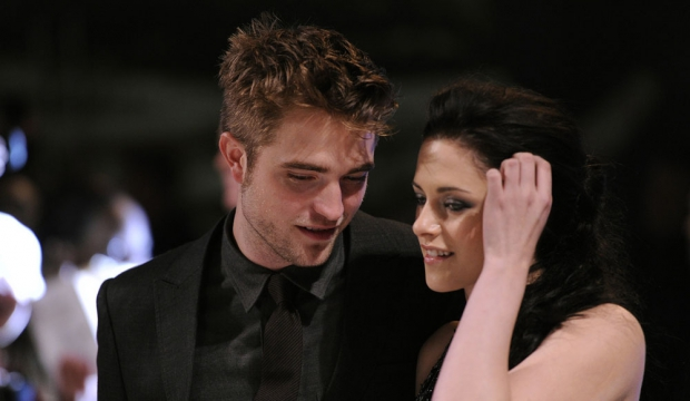 Robert Pattinson Kristen Stewart-