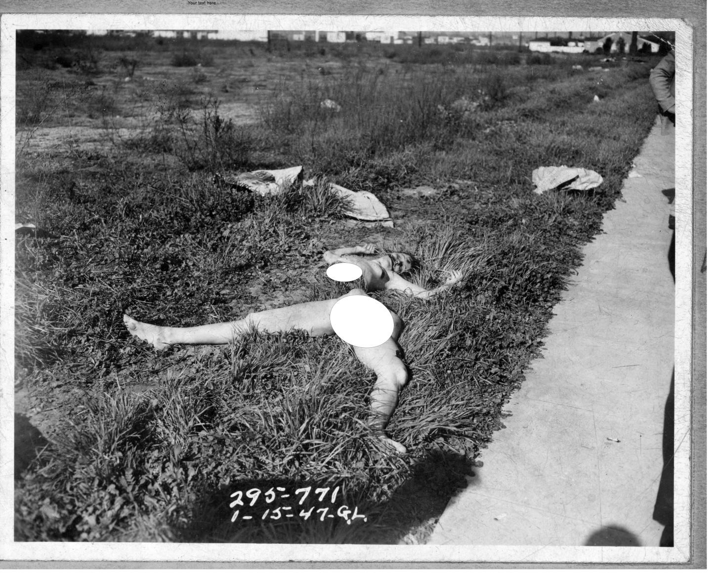 The Black Dahlia 2006 Nude Scenes ANCENSORED