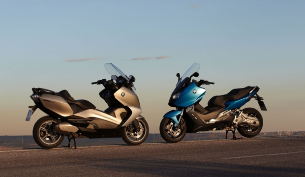 Scooter BMW C650GT C600Sport-