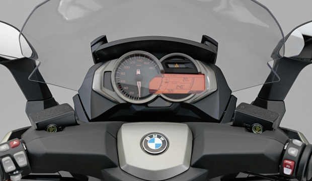 Scooter BMW C650GT-