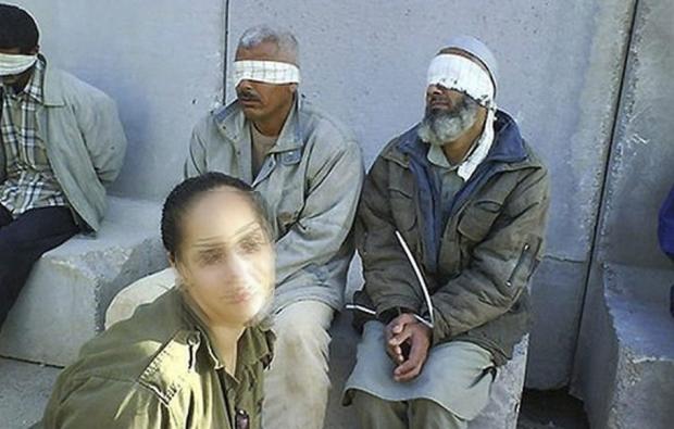 soldate israélienne photo facebook 2-
