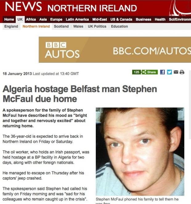 Stephen McFaul-