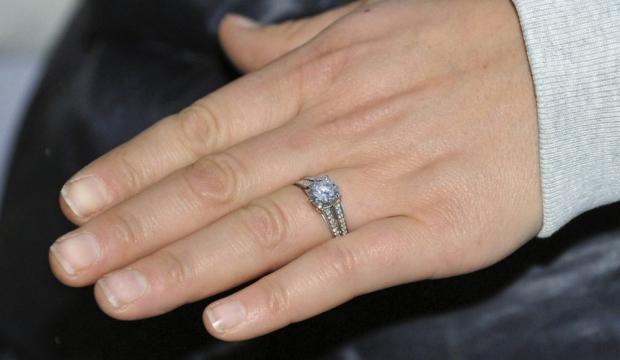... de leurs fiançailles  Kate Middleton et Prince William: le mariage