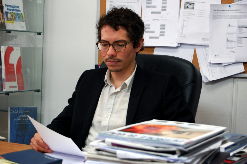 Thomas Porcher, un économiste contre les lobbys