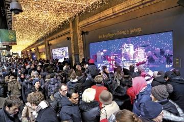 Noël - Les prix baissent la consommation aussi