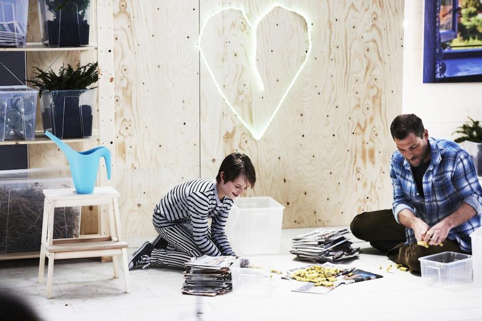 op ration durable et vous ikea initie ses clients au d veloppement durable. Black Bedroom Furniture Sets. Home Design Ideas