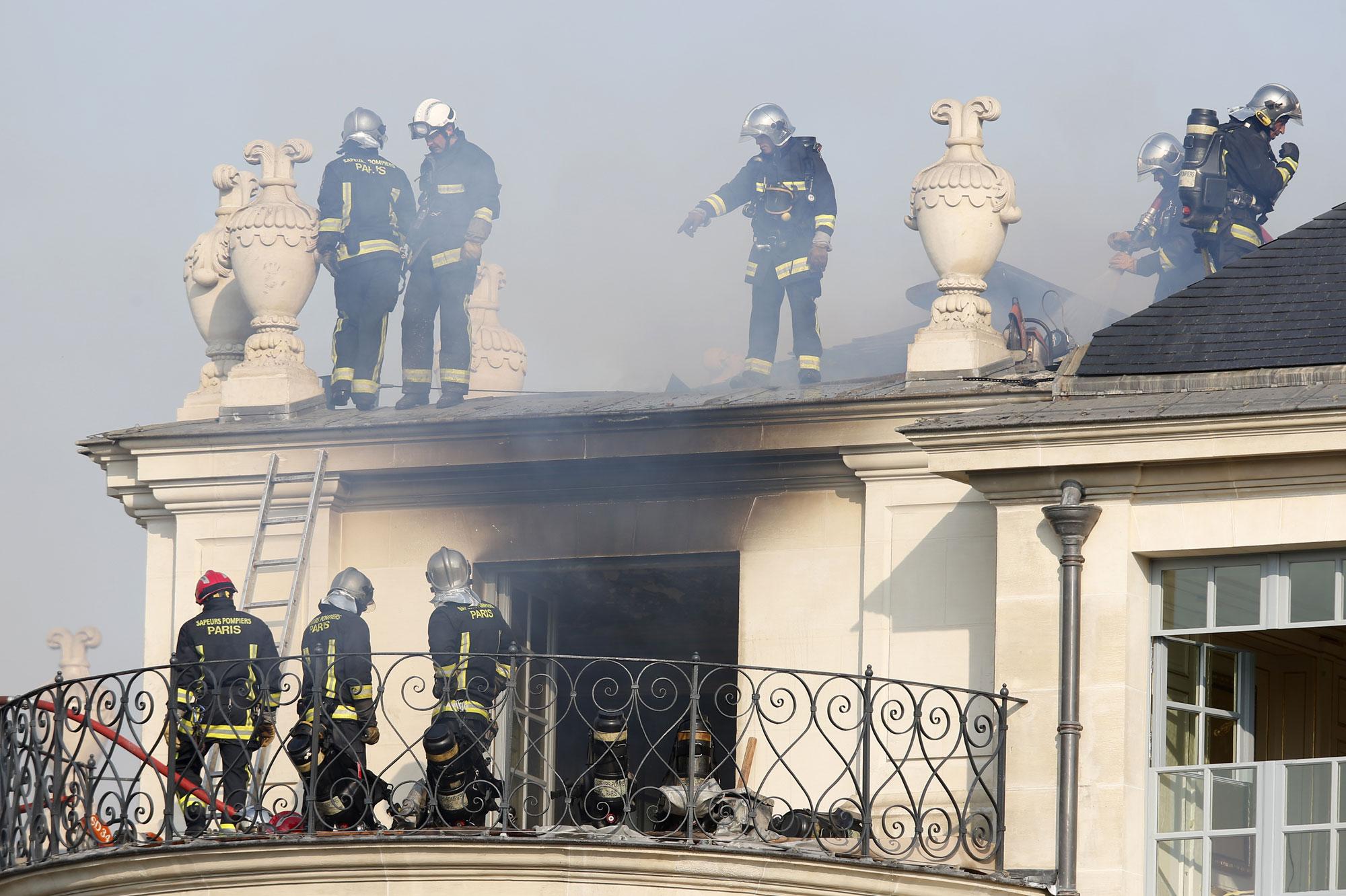 Busineb Hotel Paris