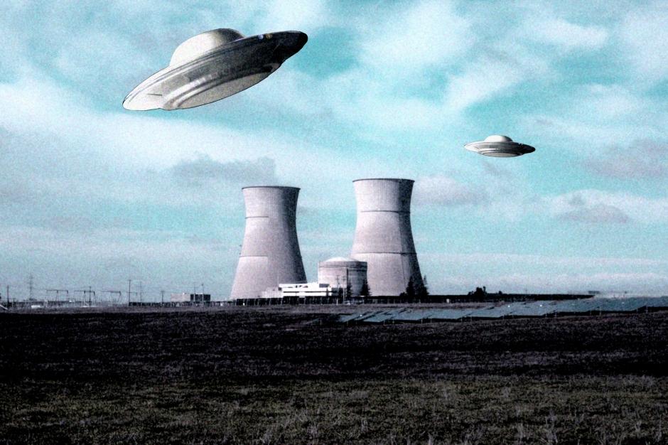 L'hypothèse OVNI plane sur les centrales