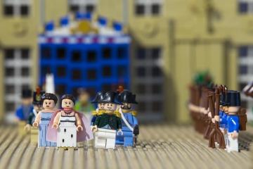en images waterloo mornes legos