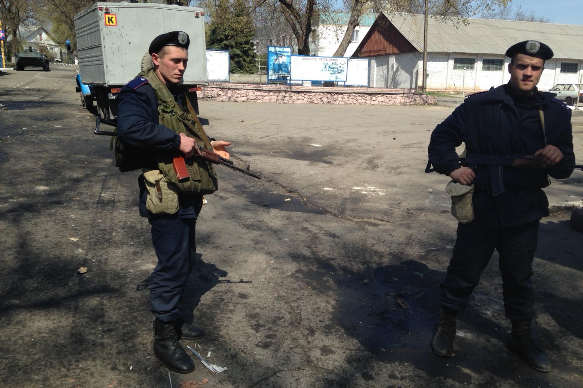 Les ukrainiennes