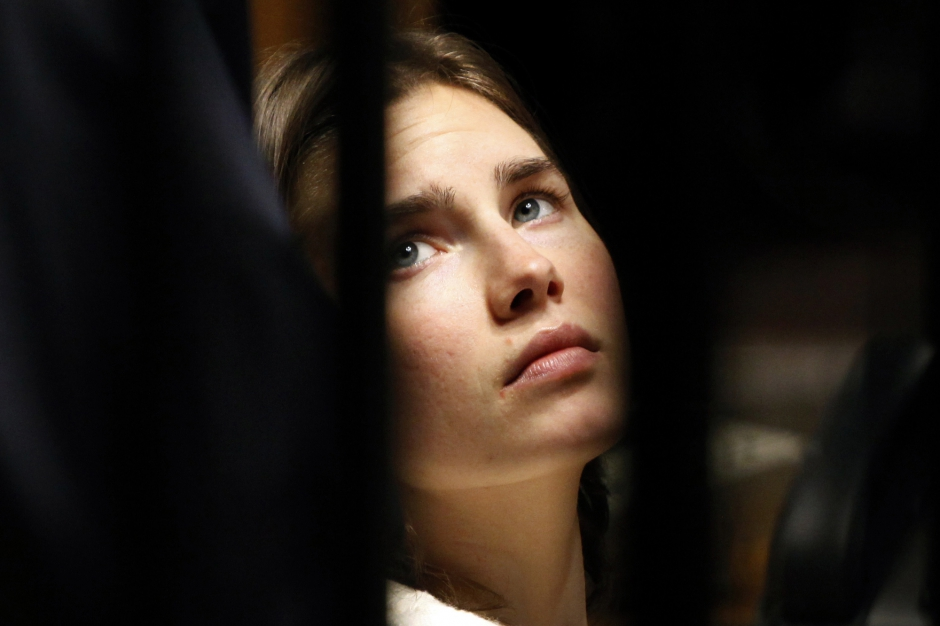 Amanda Knox jugée coupable en appel