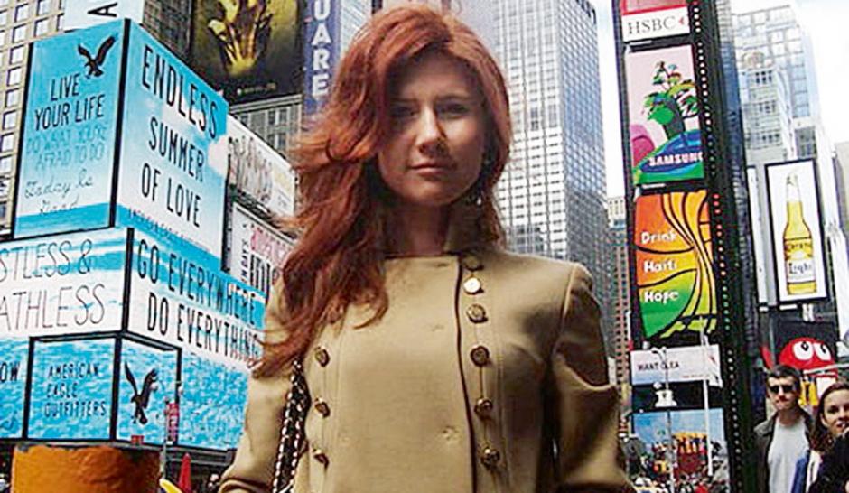 Anna : le visage d'ange du nouveau KGB