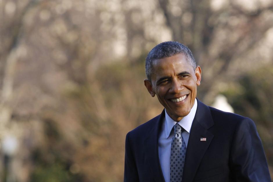 """""""Bonjour Twitter! C'est Barack"""""""