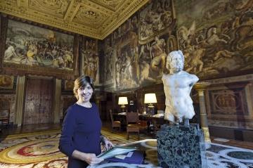 Diplomatie - Catherine Colonna règne sur Rome