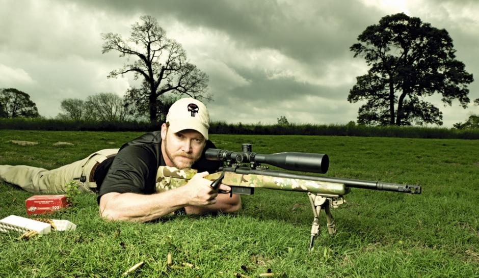 Chris Kyle Le Sniper Rattrap Par La Mort