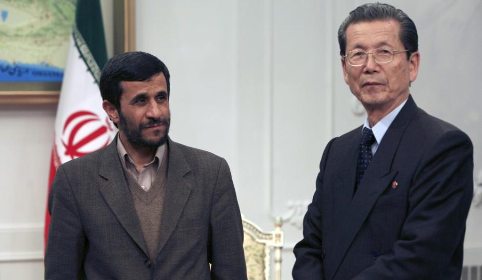 Corée du Nord-Iran: le nouvel Axe du Mal