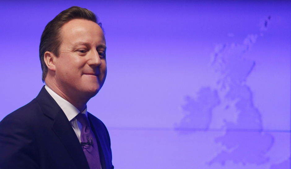 David Cameron et l'Europe: les réactions dans la presse anglaise