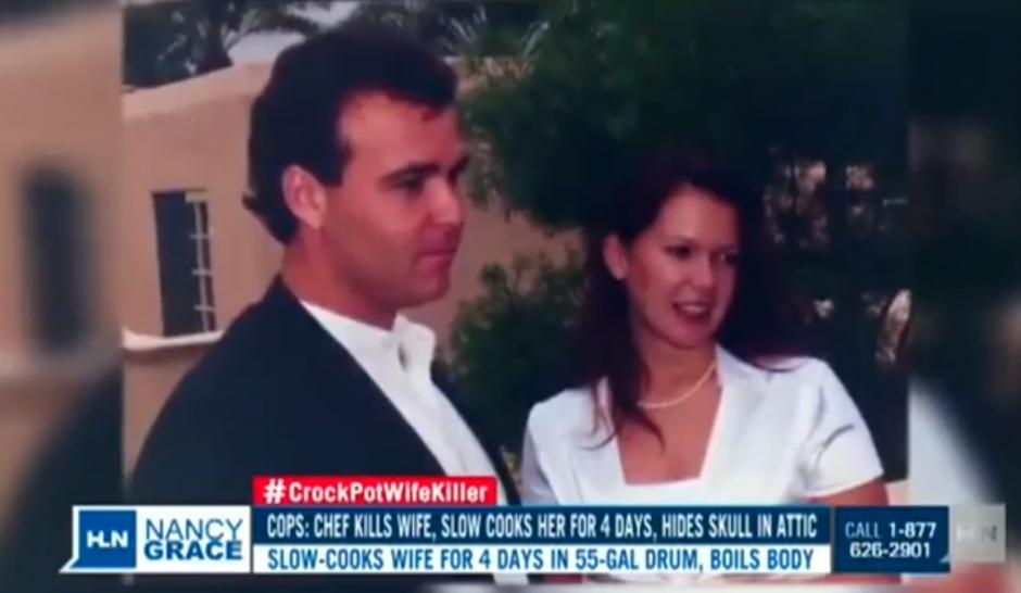 David Viens: coupable d'avoir cuit sa femme