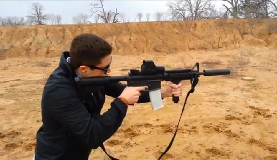 Imprimer une arme chez soi, le projet fou de Cody Wilson