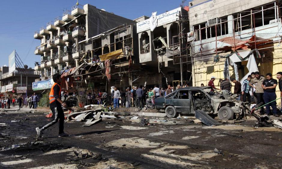 De bagdad et près de la capitale irakienne ont fait quelque 60