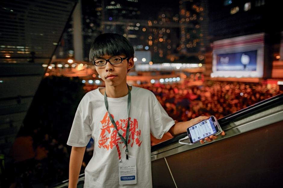 Joshua Wong, l'ado qui défie la Chine imperiale