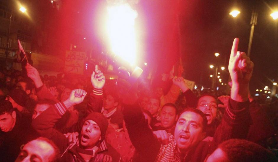 """Karim el-Hakim: """"Ceci est la vraie révolution"""""""