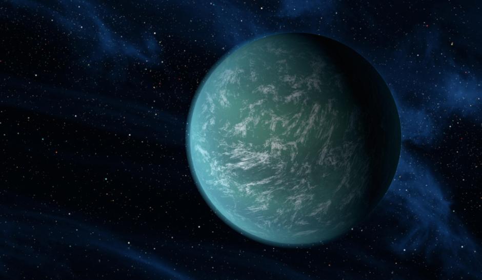 Kepler-22b, notre Terre jumelle ?