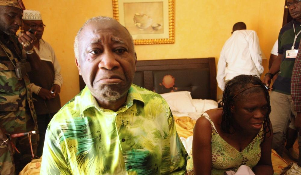 Maison de Gbagbo la Chute de la Maison Gbagbo