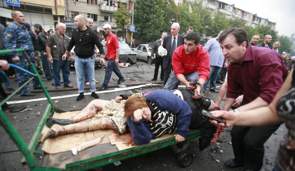 La Russie à nouveau frappée par un attentat