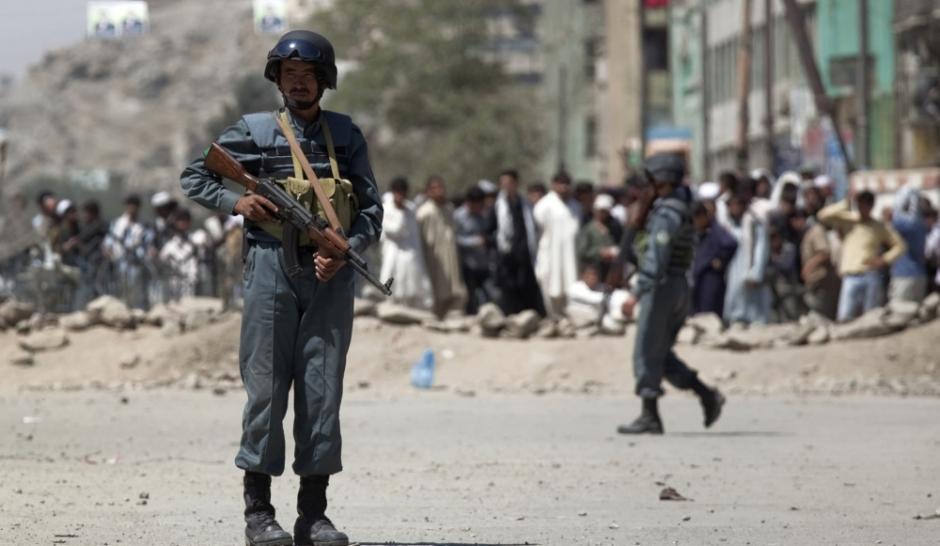 Le chaos afghan