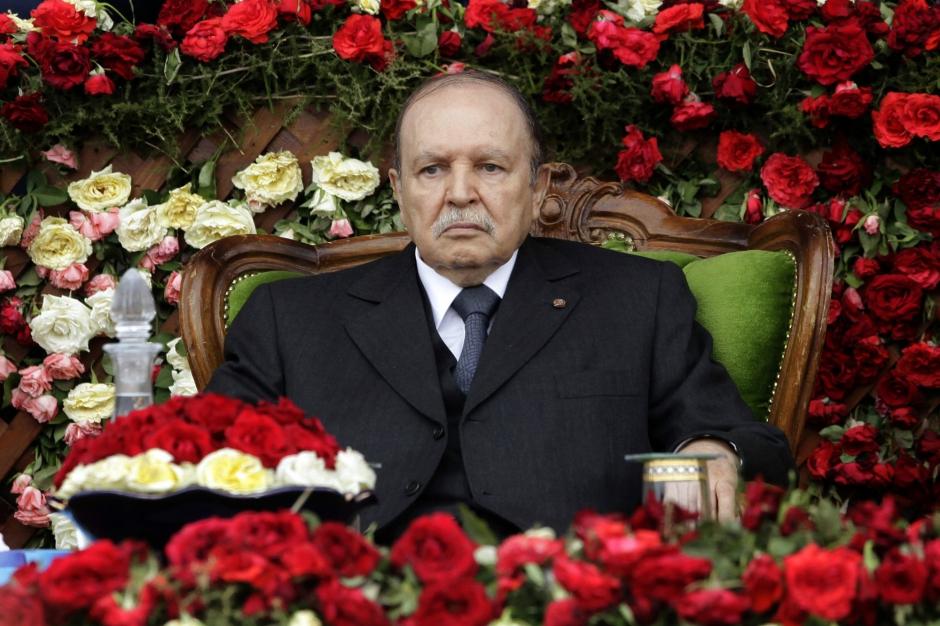 Le président Bouteflika de retour à Alger