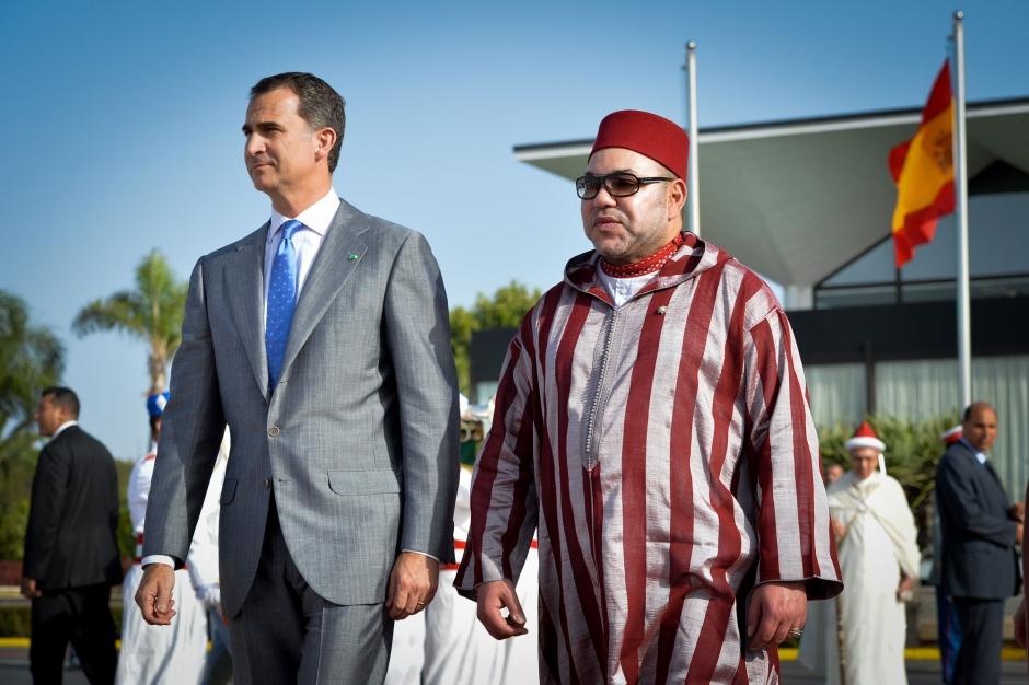 Le roi du Maroc traité comme un vulgaire trafiquant
