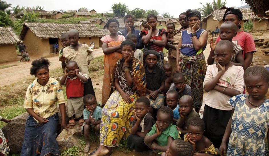 Les femmes violées de Luvungi